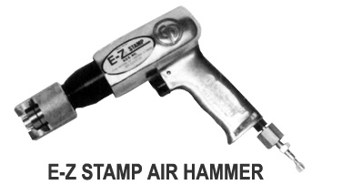 E-Z Stamp Air Hammer